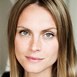 Therese Willstedt, VD Regionteatern Blekinge & Kronoberg