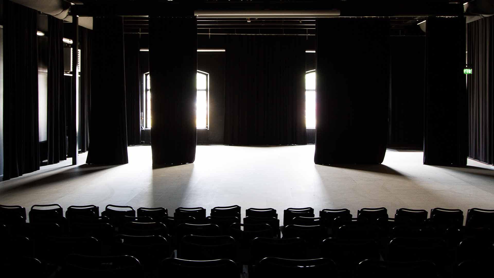 Regionteatern. Lokstallarna